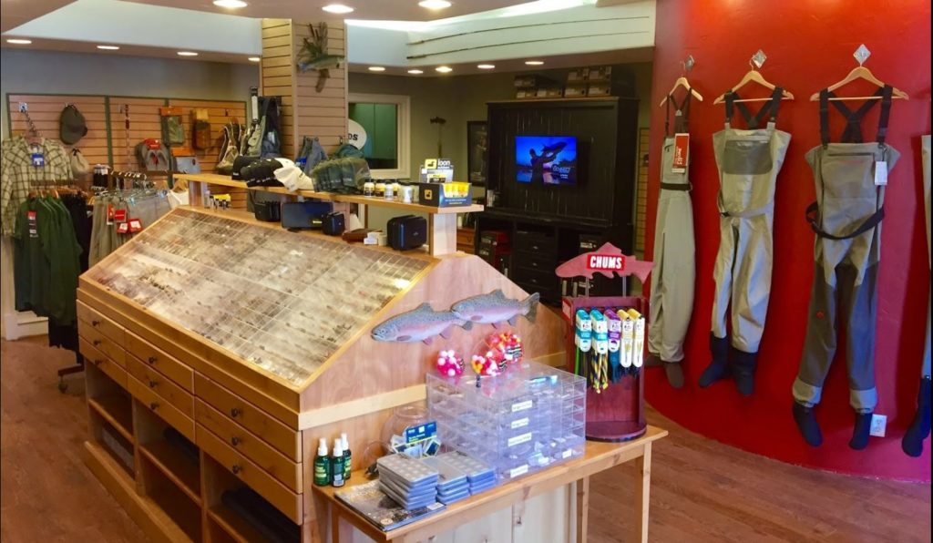 fly fishing shop heber utah